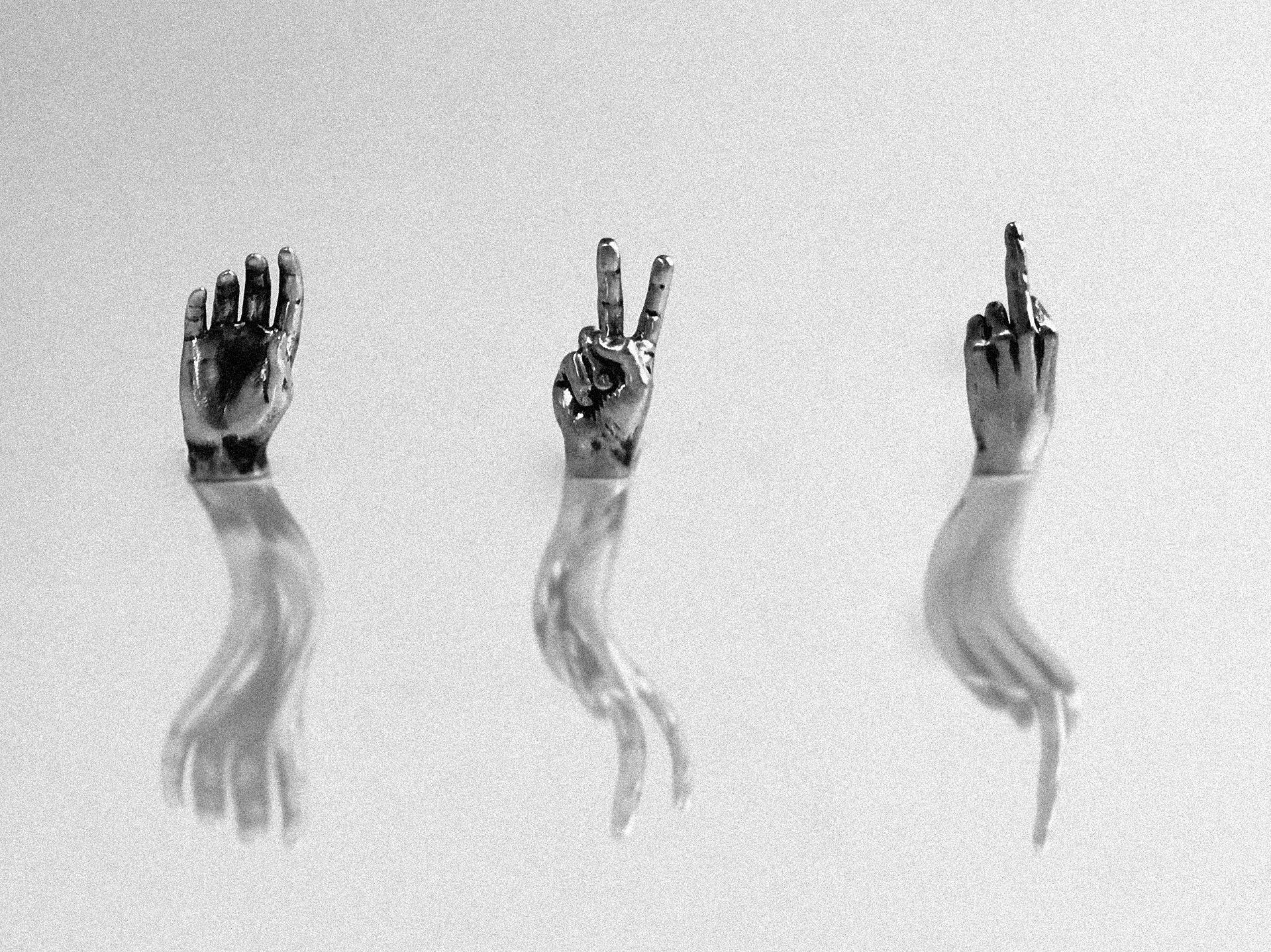 Hands, 2018