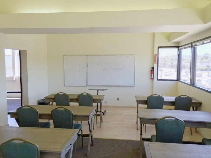 Copy of Santa Clara TestCrackers Classroom (GMAT and GRE Courses and Tutoring)