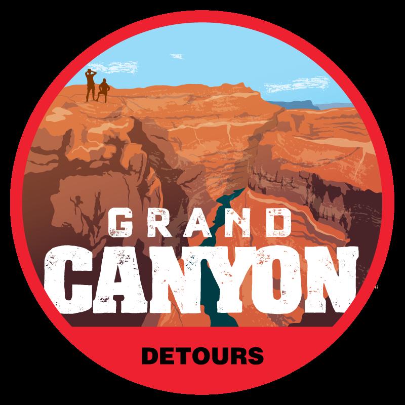Grand Canyon Tour Badge