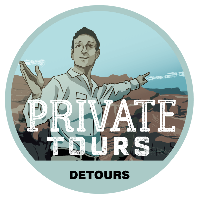 Private Tours Badge