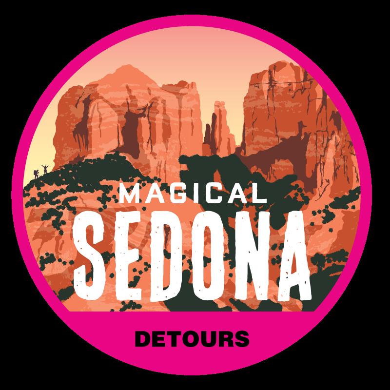 Sedona Tour Badge