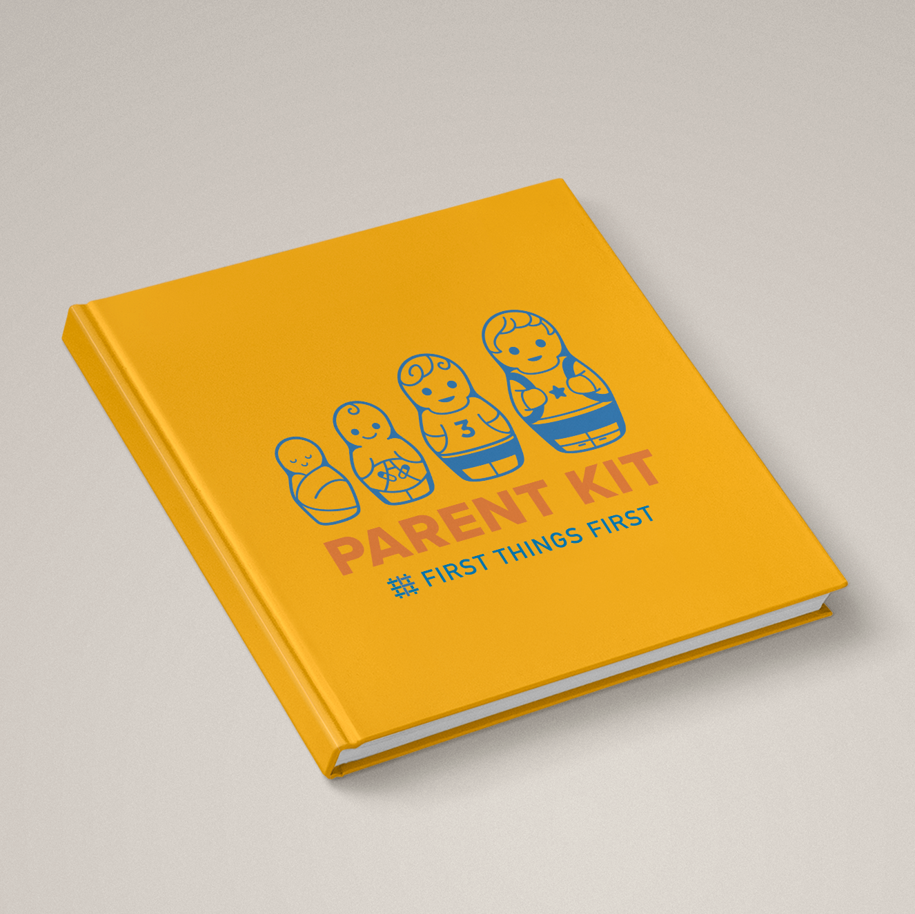 Parent Kit Guide (Sample Mock-up)