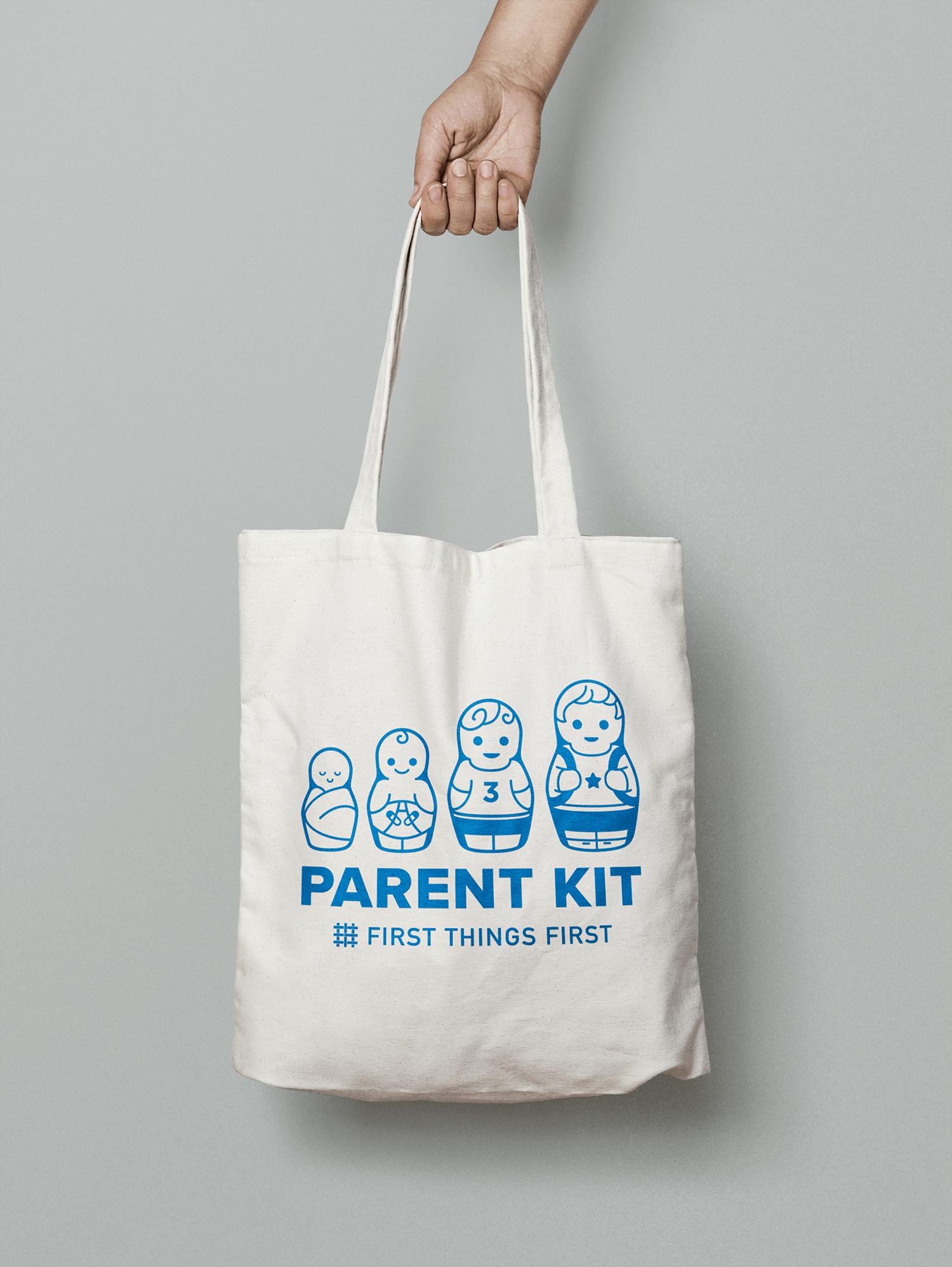 Parent Kit (Sample Mock-up)