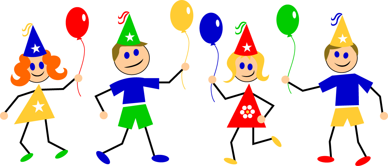 Illustration - ATL Party Kidstyle