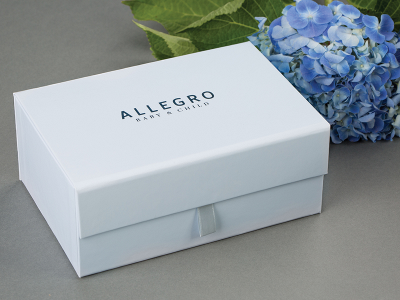 Allegro Baby & Child  Brand Strategy, Rebrand, Packaging