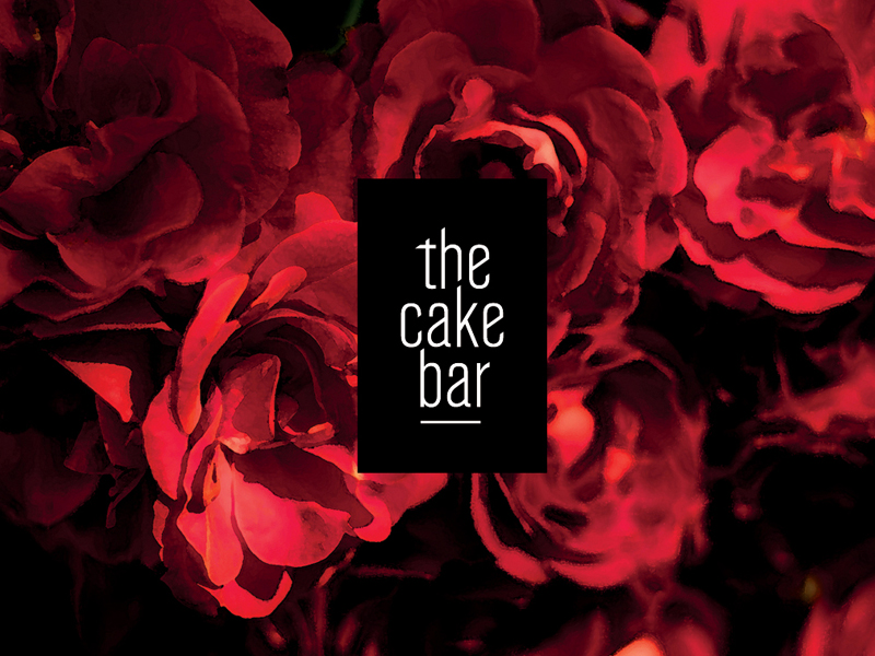 The Cake Bar  Brand Strategy, Brand Identity, Website