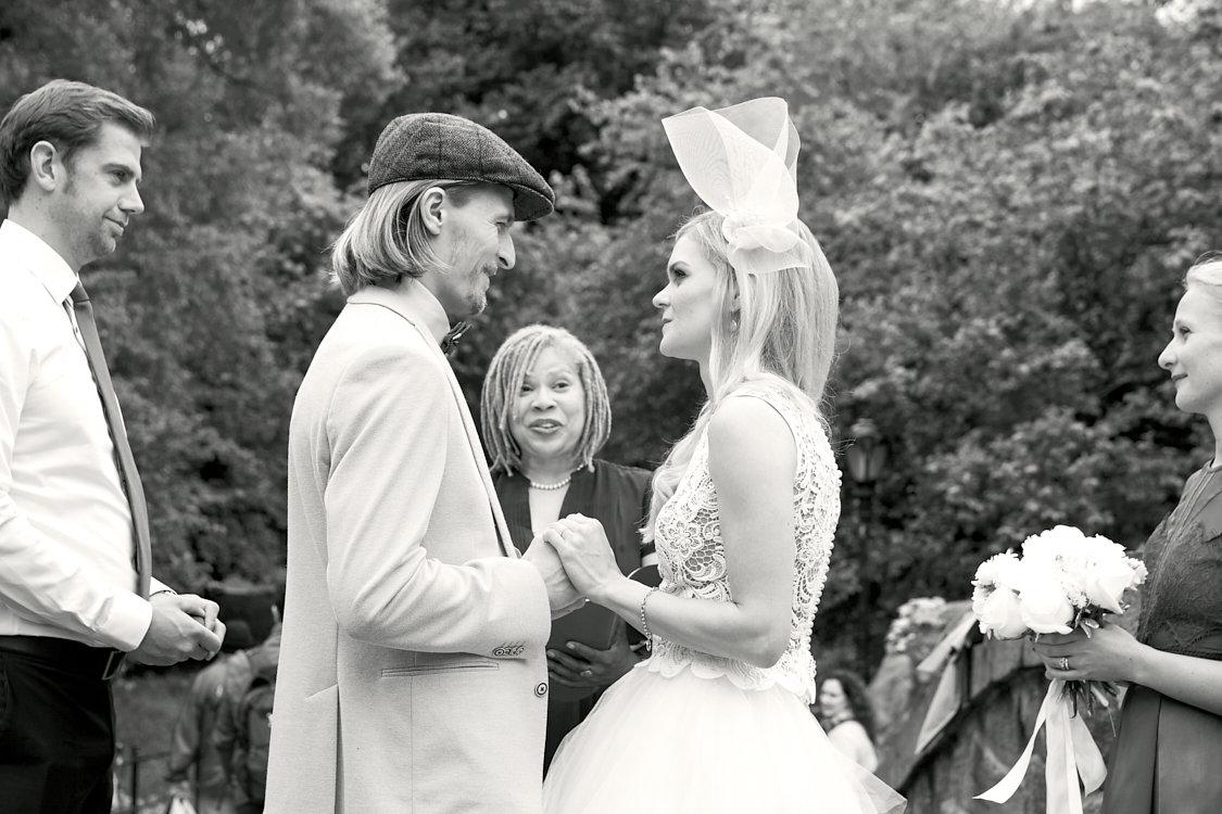 The vows...  Image courtesy   Angela Altus