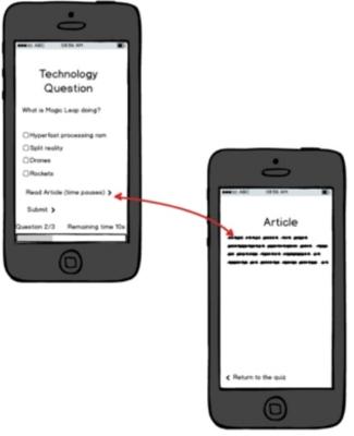 Abbildung 5: Zusatzinformationen zu den gestellten Fragen