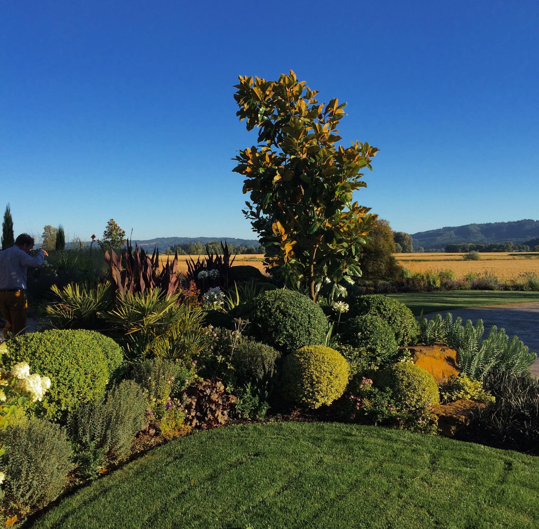 Landscape Design by Pomarius Nursery