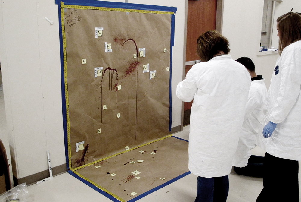 BGA forensic education class course