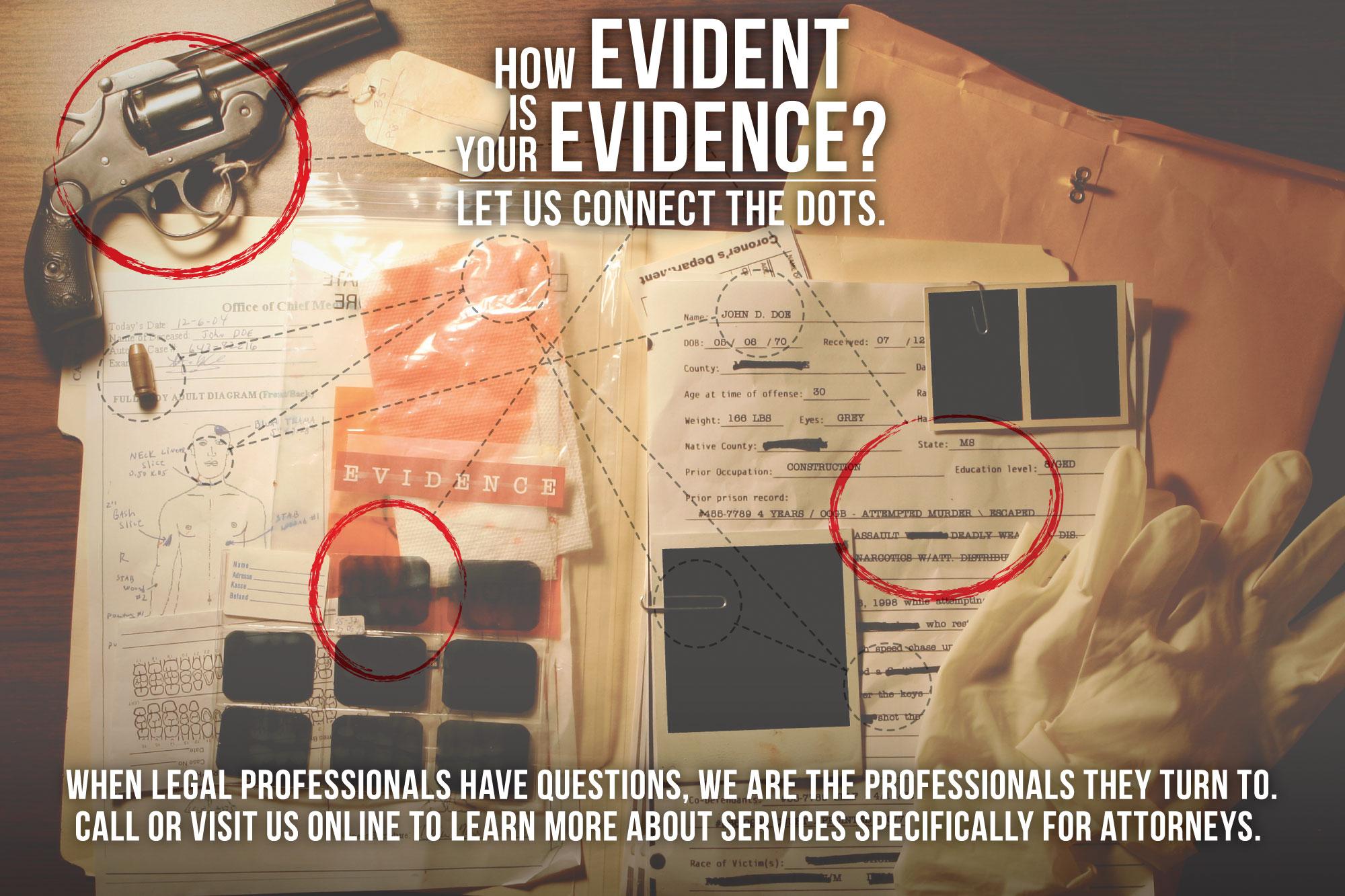 BGA How Evident is your Evidence?