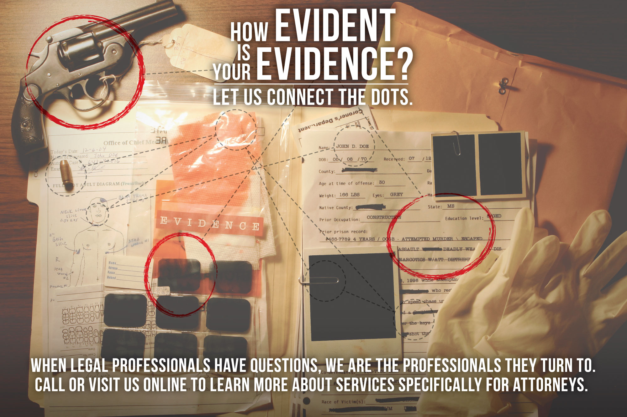 How Evident is your Evidence?