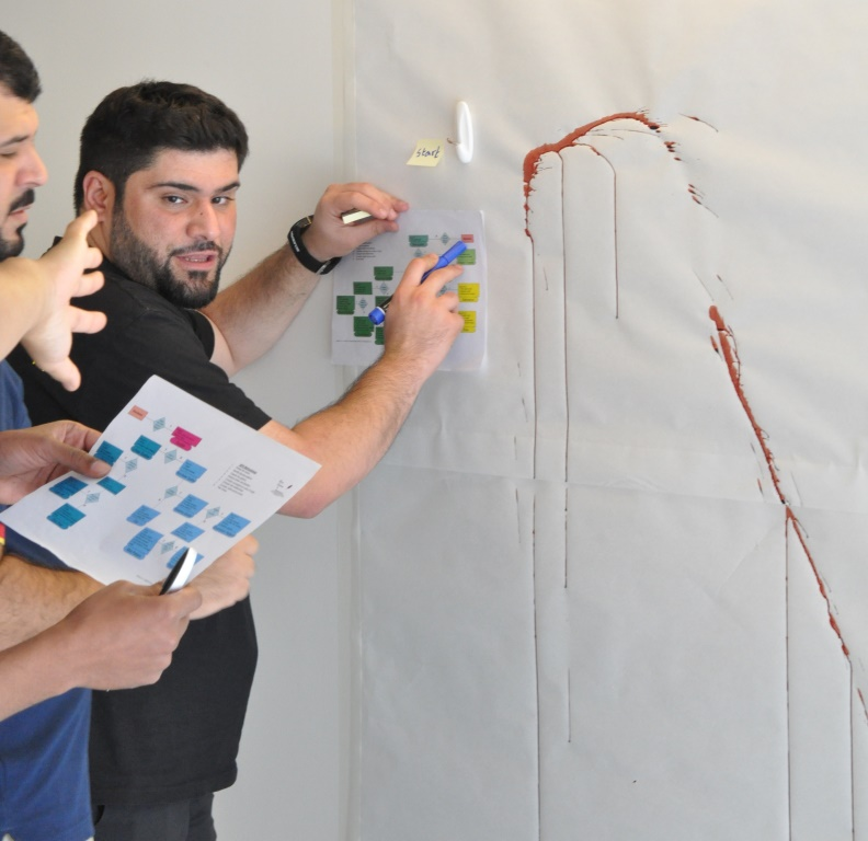 Using the decision map to classify bloodstains at mock scene.JPG