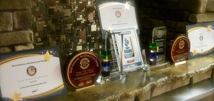 The Perrino Awards!