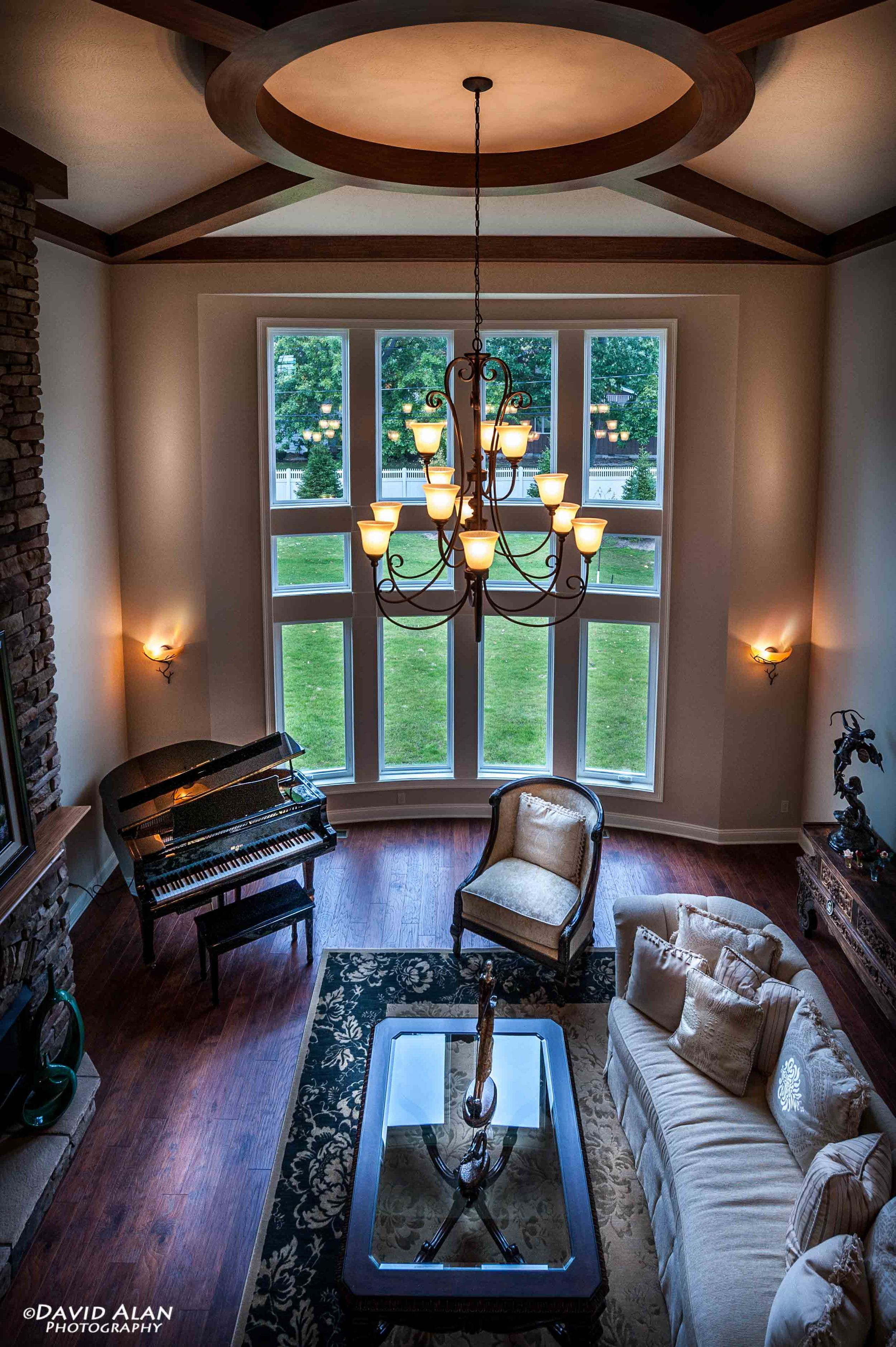 Loft Overlooking Great Room