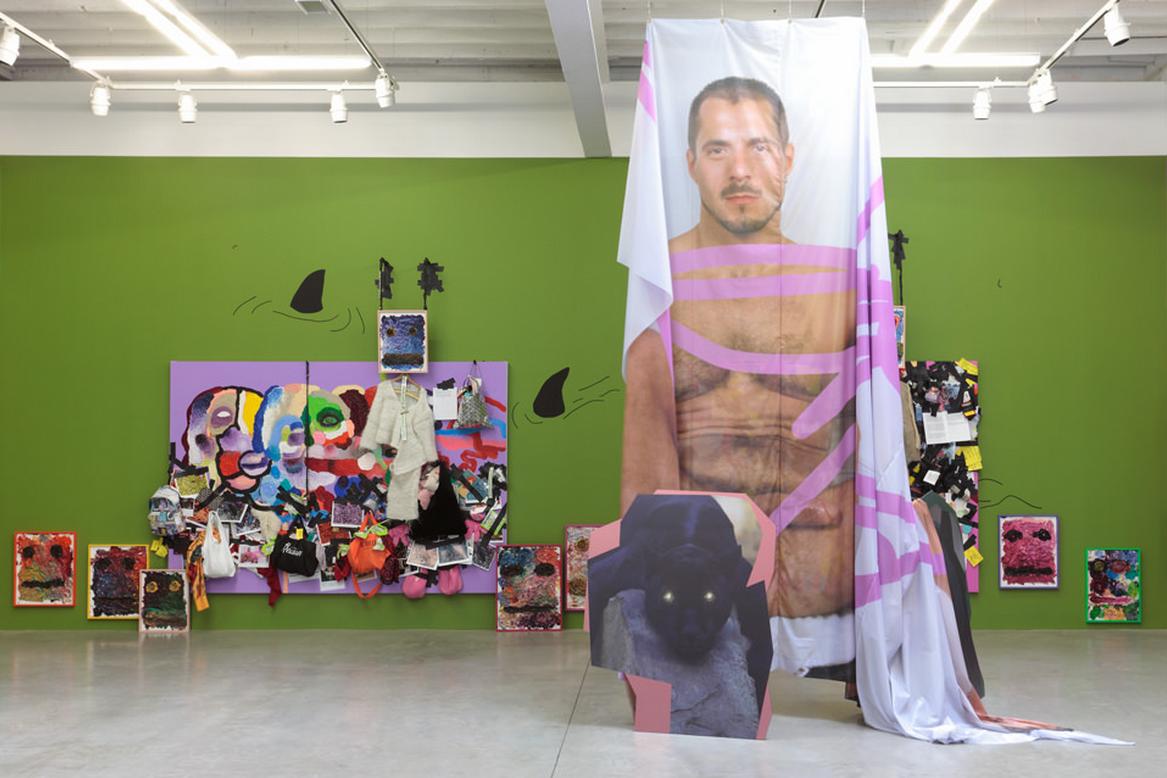 Fader Magazine – Exhibition: Bjarne Melgaard + Eckhaus Latta