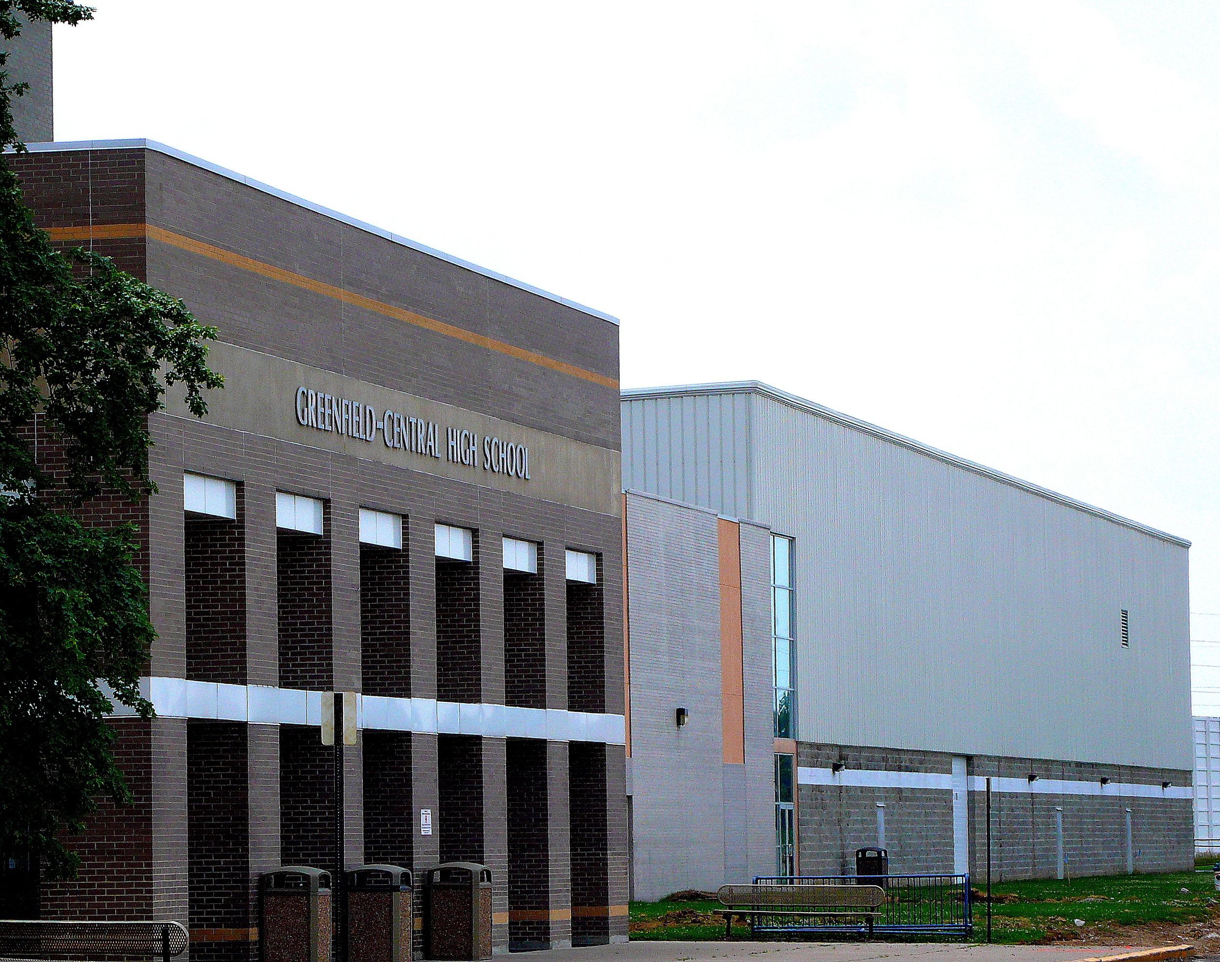 Greenfield Central HS.JPG