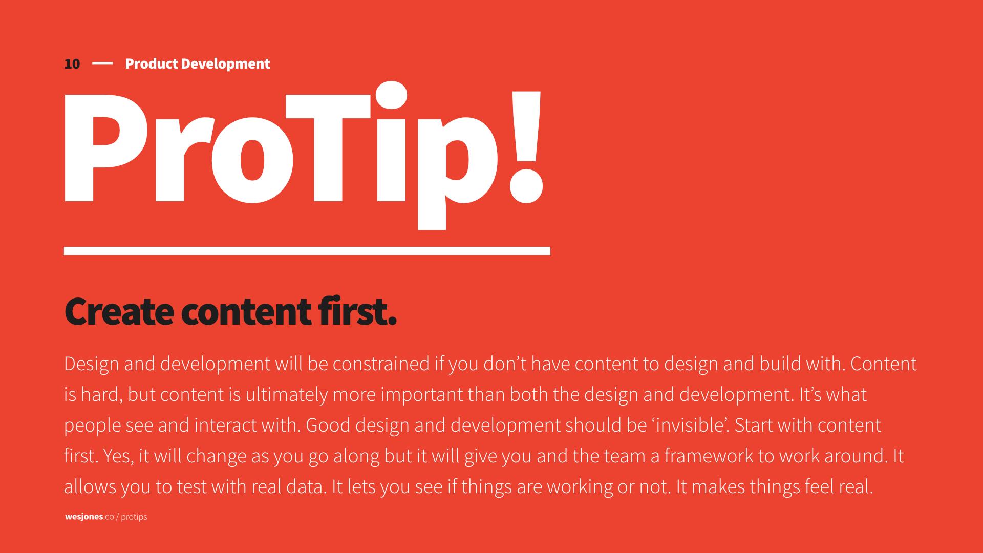 wesjonesco-protip-create-content-first-text.png