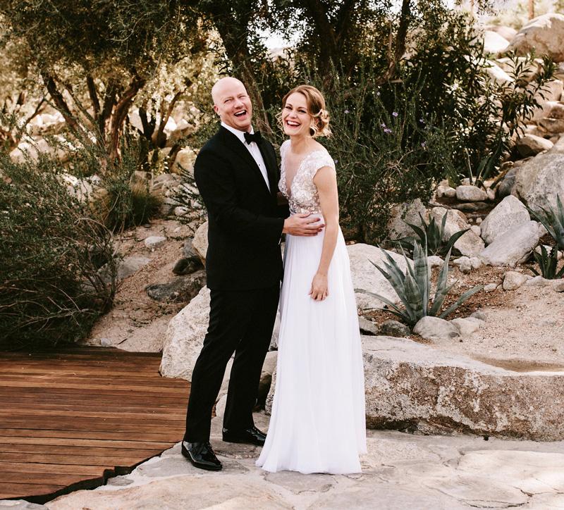 Anna & AJ Palm Springs, CA