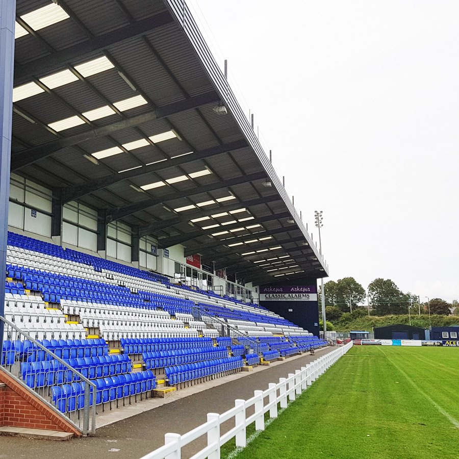 Butts Park Arena, Coventry RFC