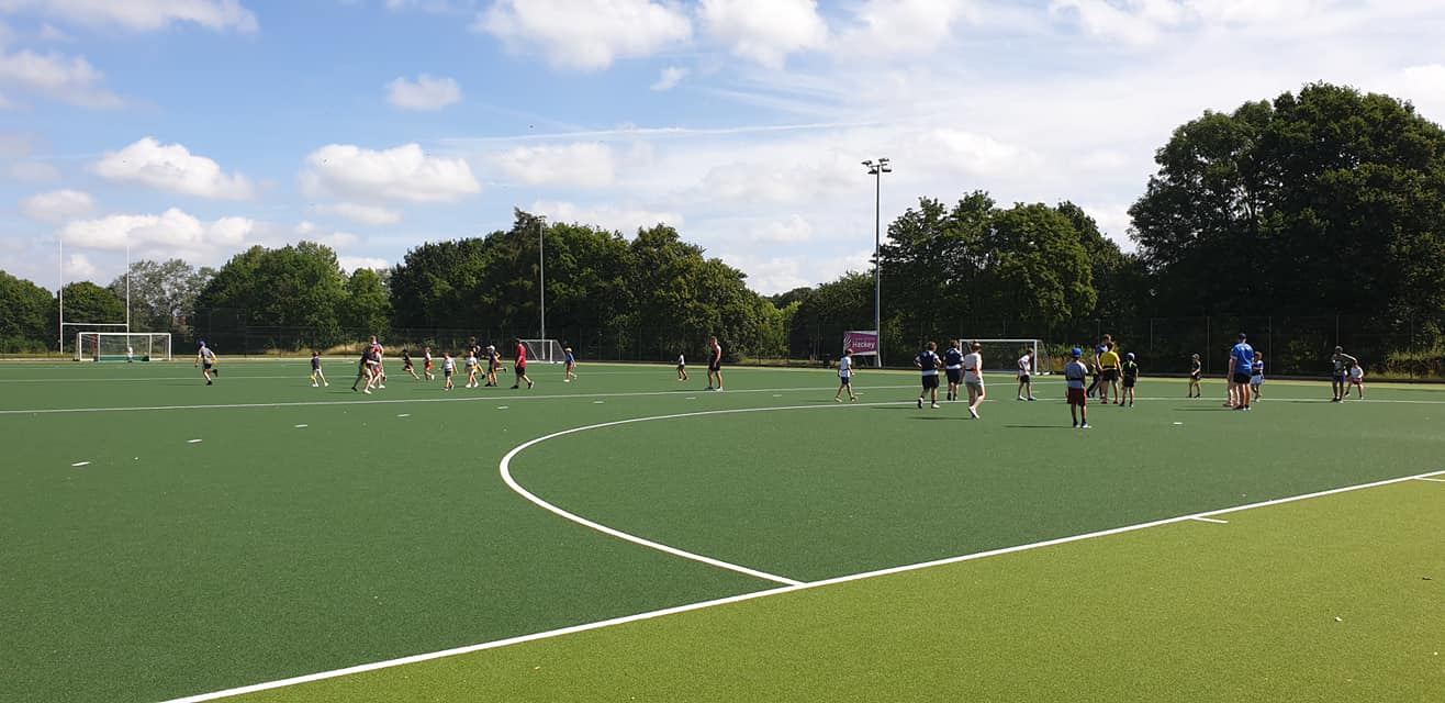 Large Astro at Westwood Heath Sports Ground's