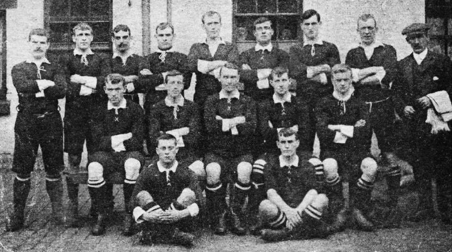 Coventry Northern Union (Rugby League) 1908