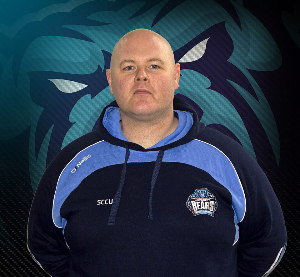 Director of Rugby Alan Robinson