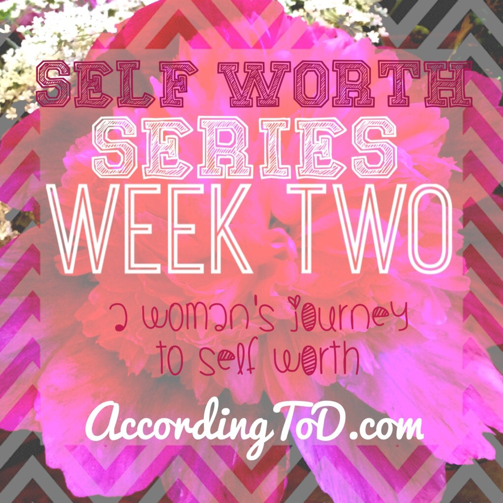 self worth series a womans journey to love herself