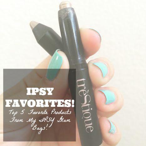 ipsy favorites