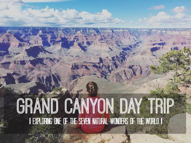 GRAND CANYON DAY TRIP