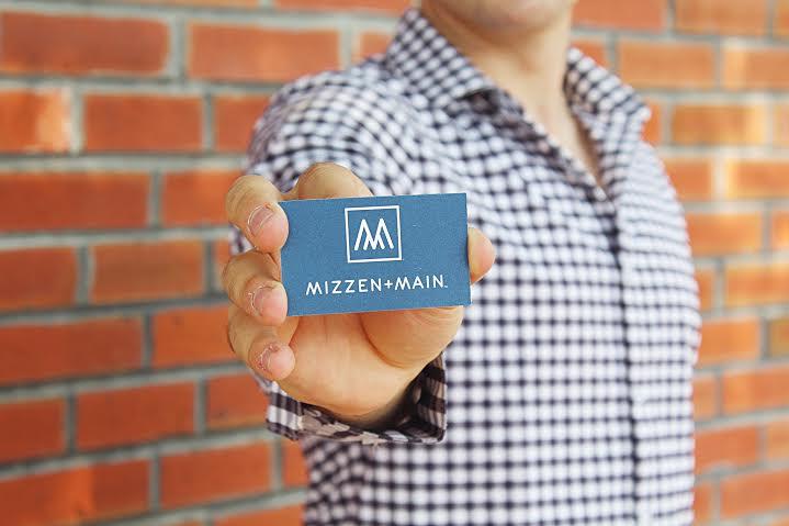 mizzen + main dress shirt