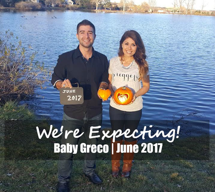 baby announcement fall