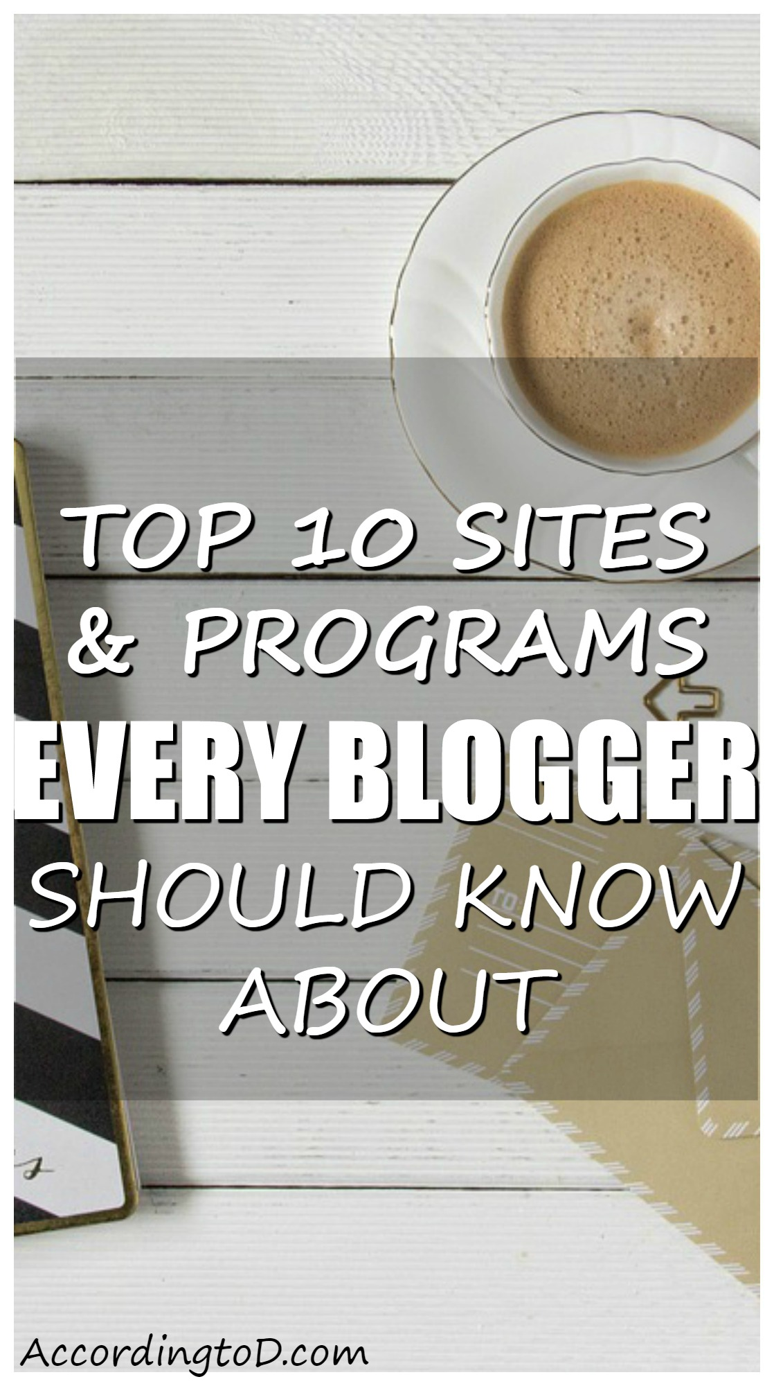 TOP 10 sites and programs for bloggers.jpg