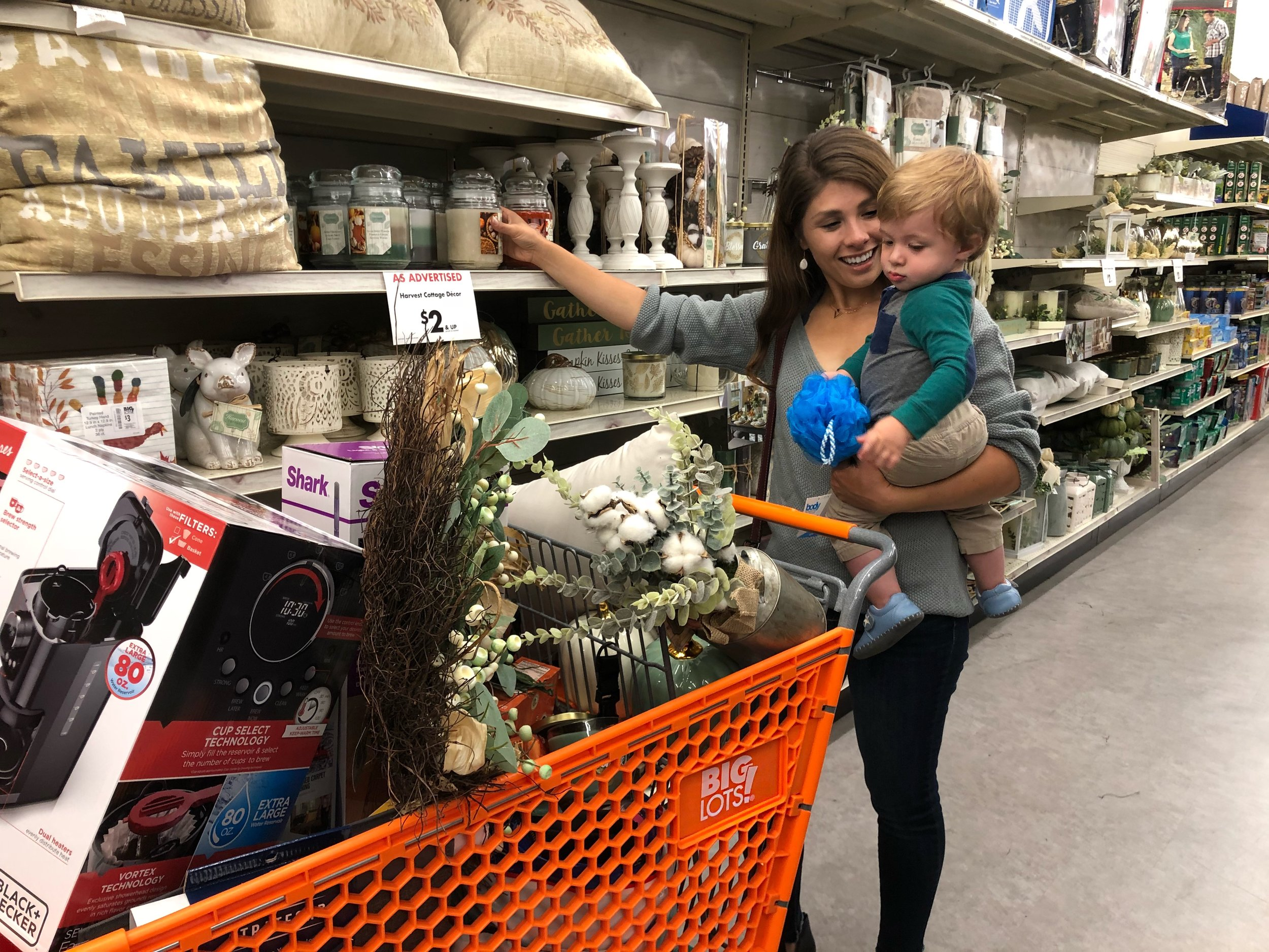 home decor with big lots
