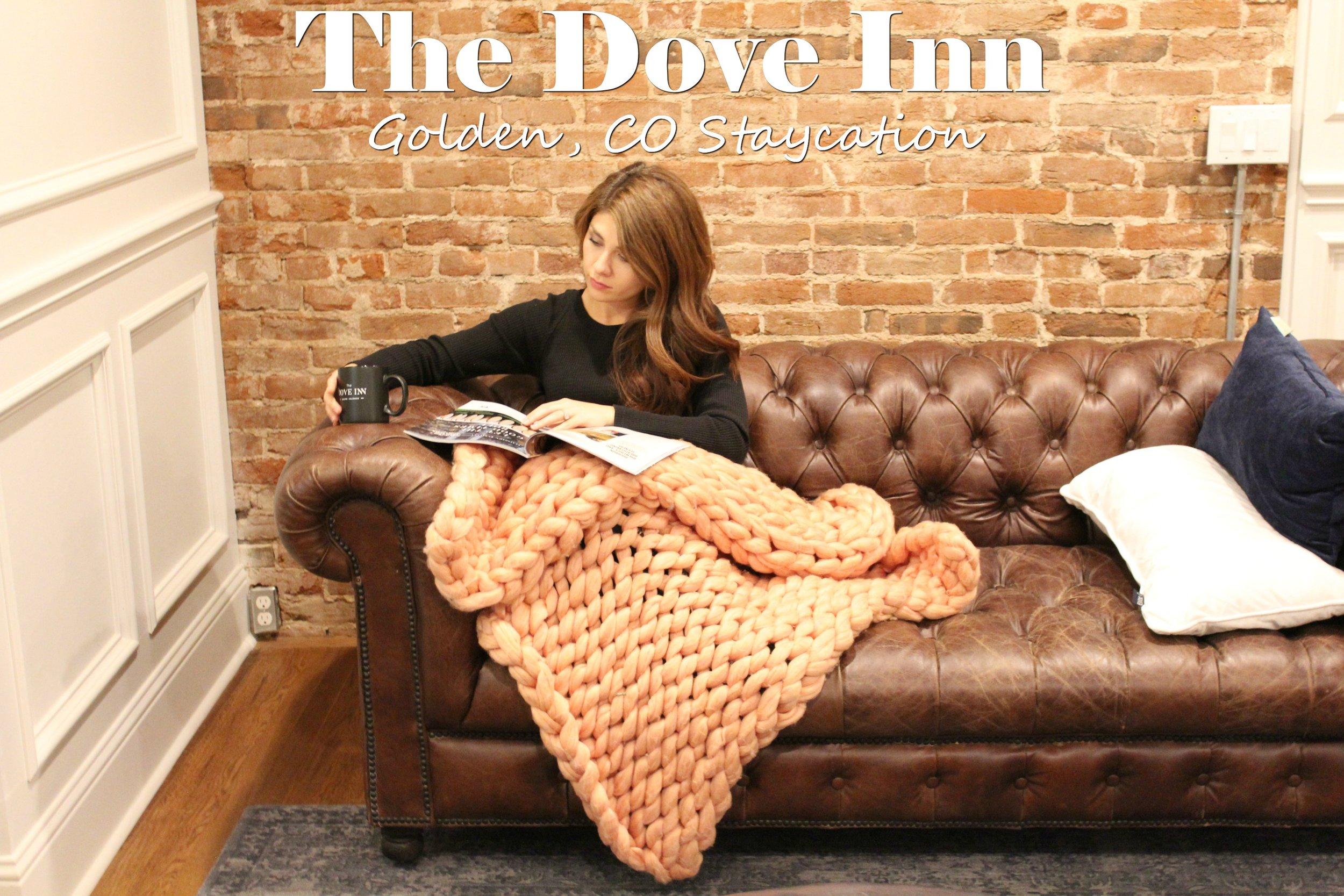 the dove inn golden colorado staycation.jpg