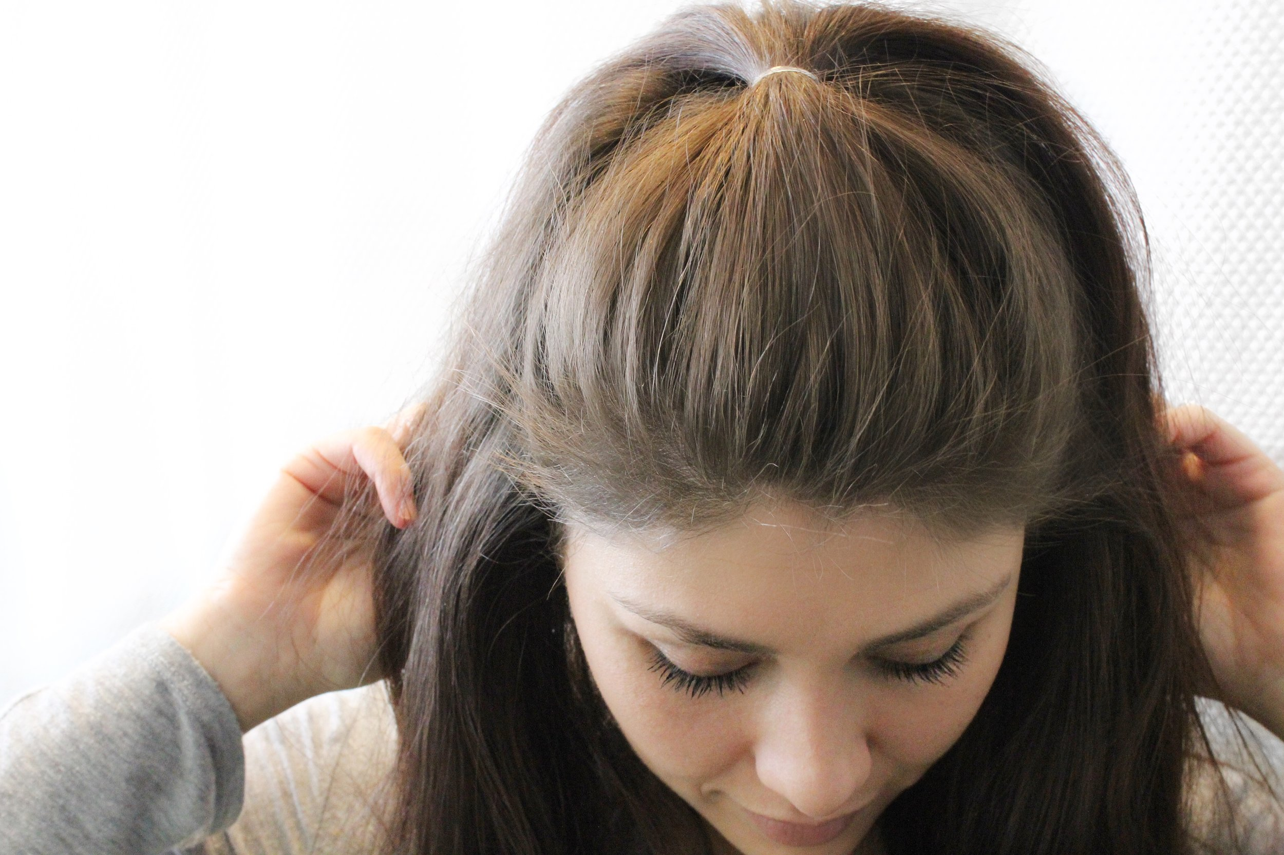 travel day hair tutorials