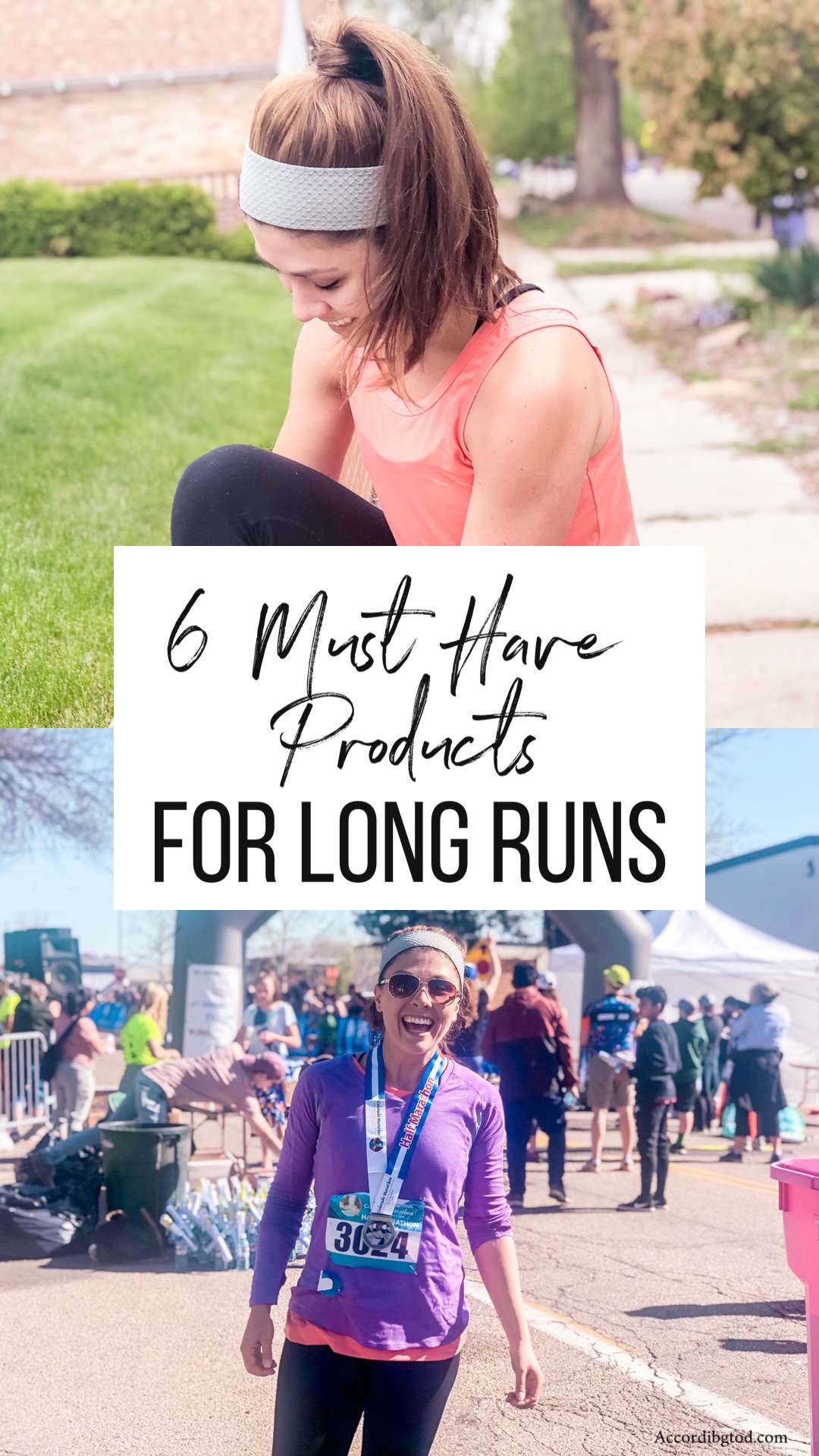 6 must have products for long runs