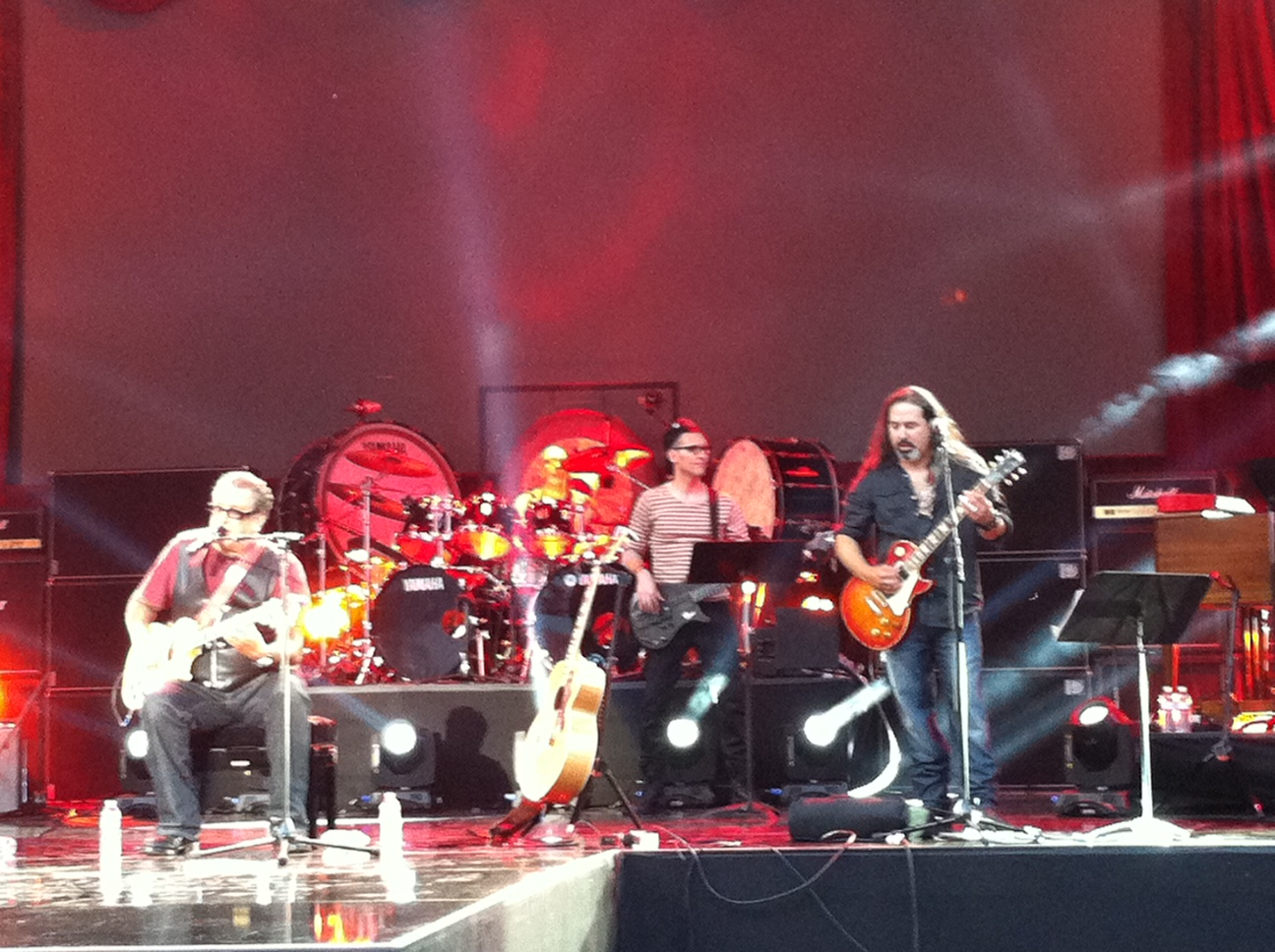 Playing the GREEK THEATER with Steve Jones