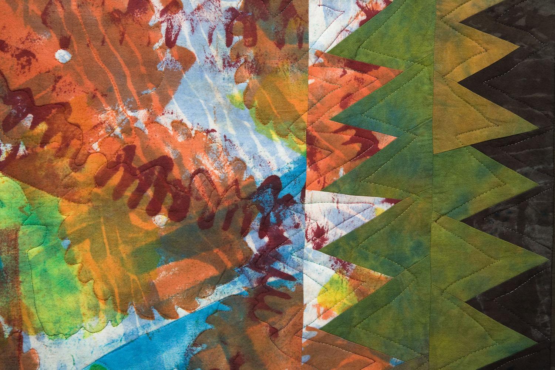 Sawblades, detail   Return to Sawblades gallery