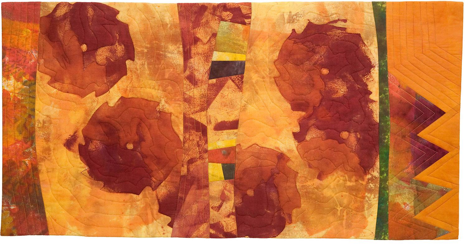 "Sawblades 3, 32"" wide x 16"" high, 2011"