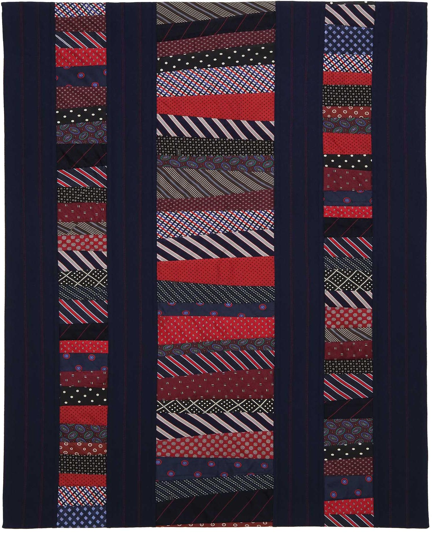 "Normal   0           false   false   false     EN-US   X-NONE   X-NONE                                                                                Ties that Bind, 35"" wide x 43.5"" high, 2011"