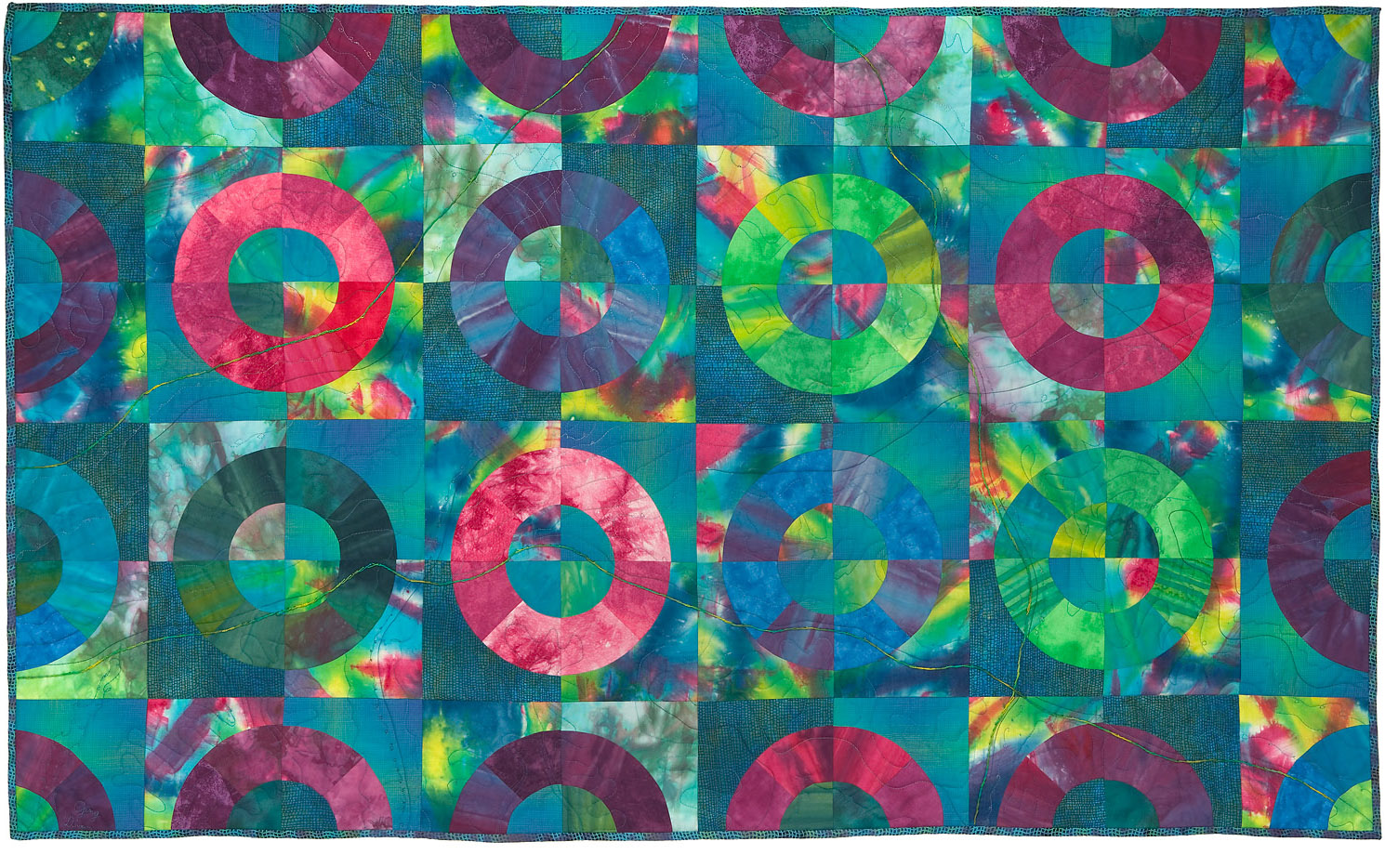 "Normal   0           false   false   false     EN-US   X-NONE   X-NONE                                                                                Beach Colors, 60"" wide x 30"" high, 2002"
