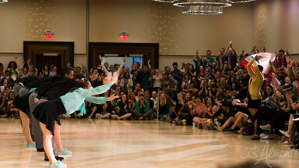 The Fly Rights at ILHC 2013 (Photo by  Jerry Almonte )