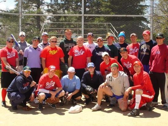 2008 Alumni-Undergrad Softball Game