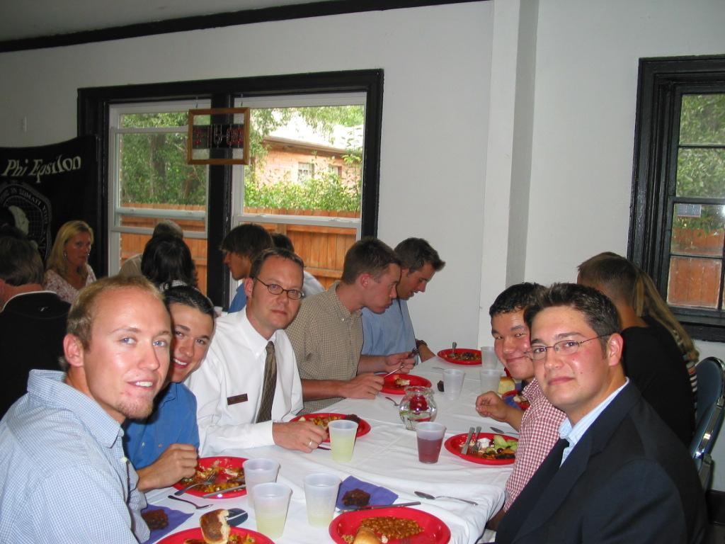 2003 Balanced Man Scholarship Luncheon