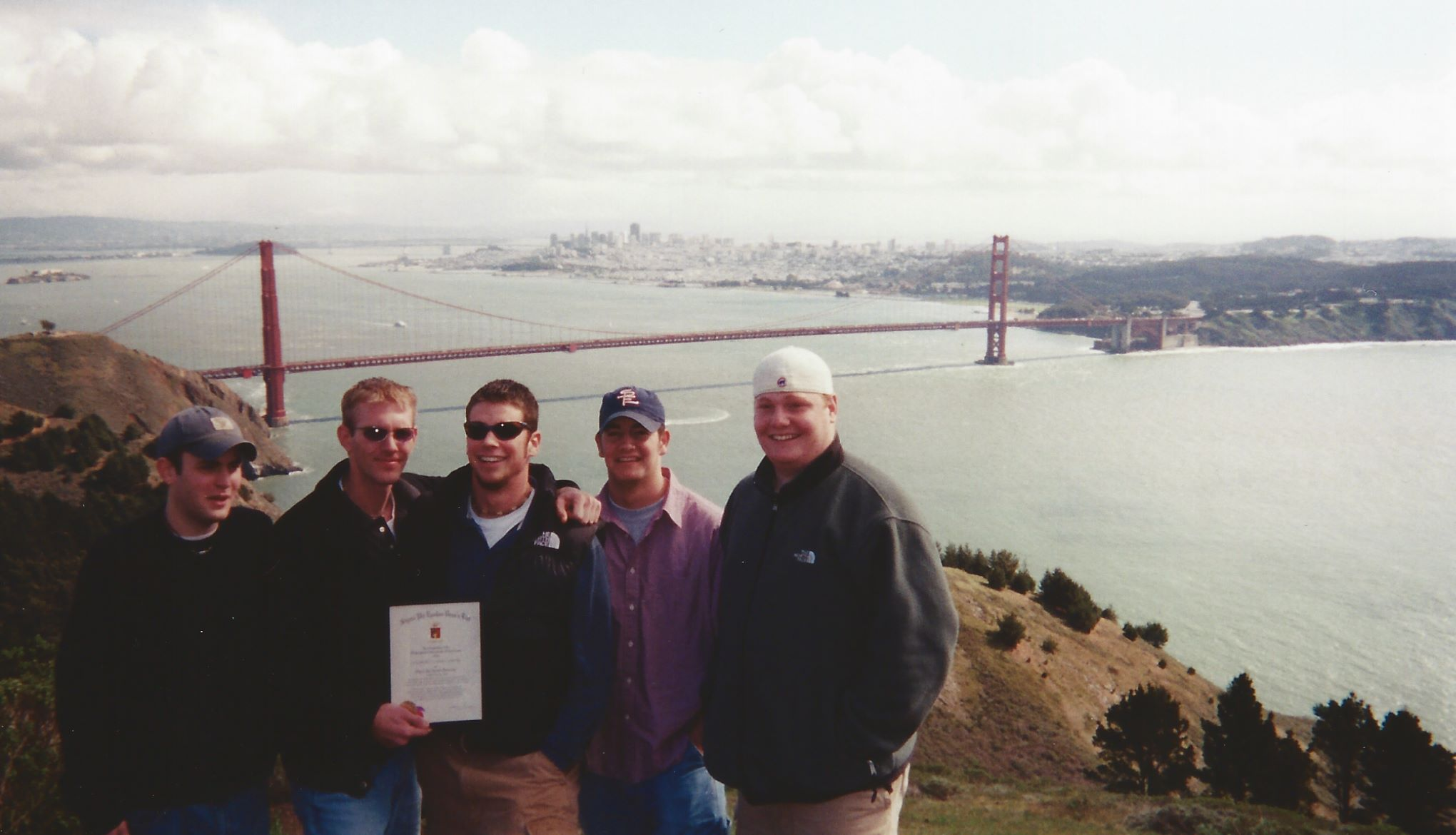 2001 Carlson Leadership Academy - San Francisco
