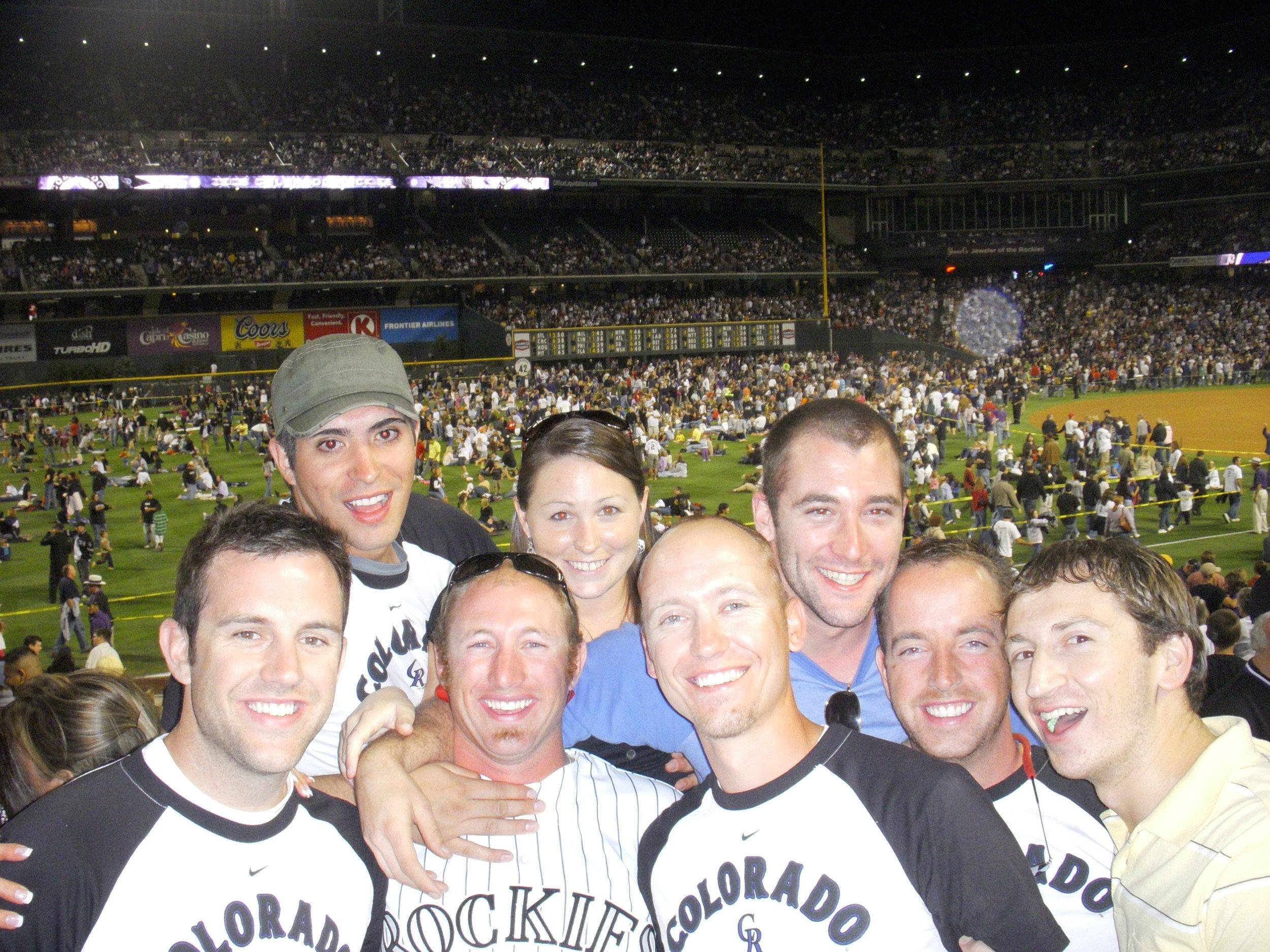 2008 Rockies Game