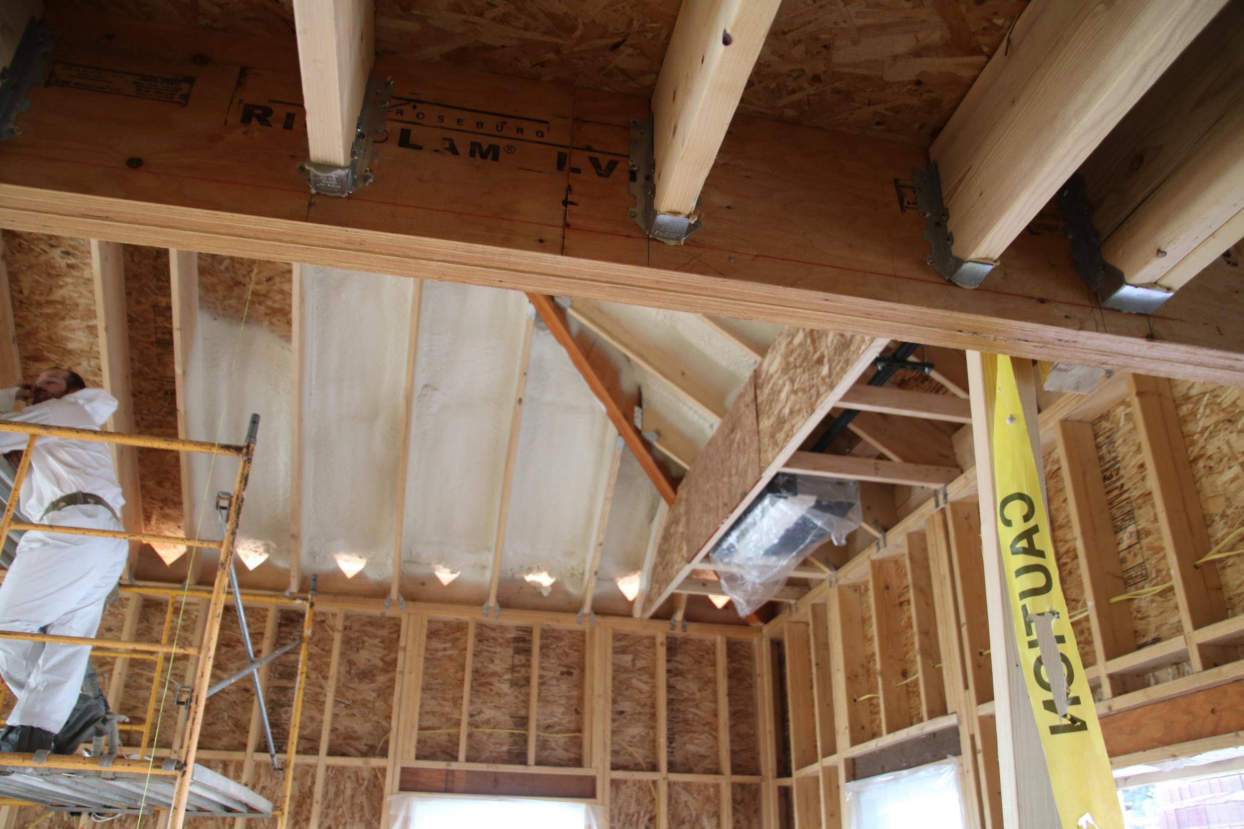 2015-10-29 foam roof insulation library.JPG