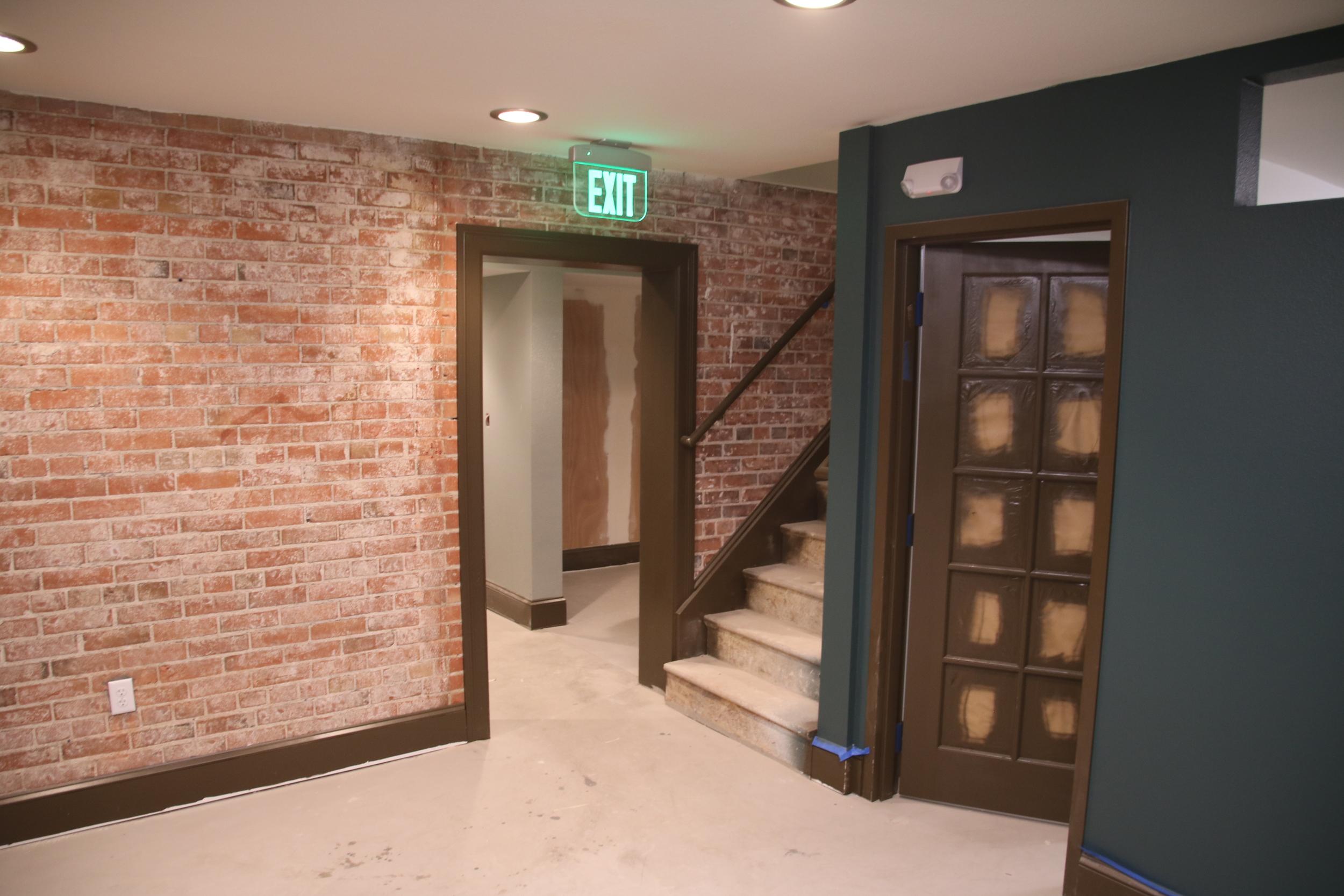 Basement rats - lounge and study room
