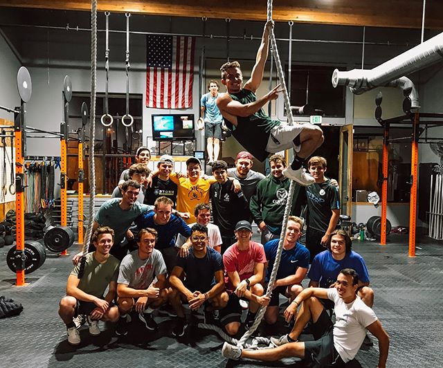 Thank you Old Town Athletic Club for the group workout!💪